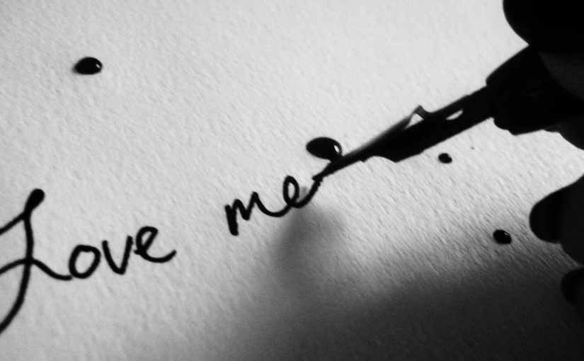 письмо о любви